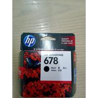 Tinta HP Black Ink Cartridge 678