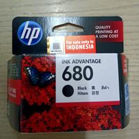 Tinta HP Black Ink Advantage Cartridge 680