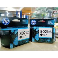 Tinta Cartridge 802 HP Small Black Ink