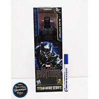 Figure Marvel Avengers Titan Hero OEM Black Fhanther Bukan Hasbro
