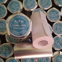 Thermal paper 57x30 mm struk Bluetooth
