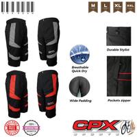 Celana Padding sepeda CPX REVO bahan impor terbaik