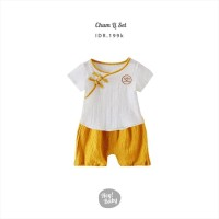 Hey Baby Chun Lil Set (Shirt + Short)