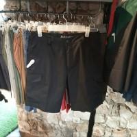 Celana Pendek Eiger RIPS TRANS CARGO Short Pants Black hitam C308 01