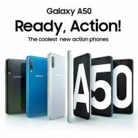Samsung Galaxy A50 6/128gb Garansi resmi SEIN
