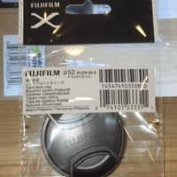 FUJIFILM FLCP-52 52mm Front Lens Cap (Flat Type) - Original Product