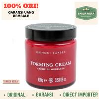 Daimon Barber Forming Cream Original Impor Murah Pomade