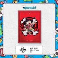 Poster ONEPIECE - Luffy