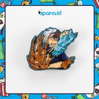 Enamel Pin Blastbolt My Hero Academia - Shoto Todoroki
