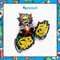 Enamel Pin Blastbolt My Hero Academia - Todoroki Blast