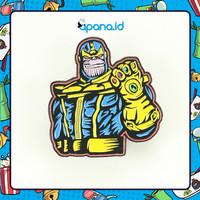 Enamel Pin Blastbolt Avengers Thanos
