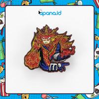Enamel Pin Blastbolt My Hero Academia - Endeavour - Enji Todoroki