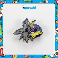 Enamel Pin Blastbolt My Hero Academia - Allmight