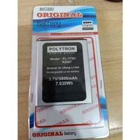 Polytron R2507 . PL-7T5D . Original Baterai Batrai Batre Battre Batery