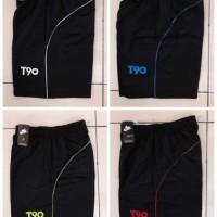 celana badminton-celana olahraga running T90/celana gym fitnes