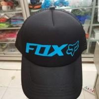 TOPI SEPEDA FX-TOPI TRUCKER JARING BALAP MOTOR CROSS FOK