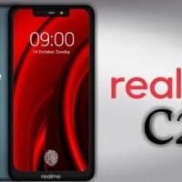 Realme C2 RAM 3 ROM 32 GB Garansi Resmi 1 Tahun - Merah
