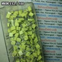 KAPASITOR MKM 332 / 100