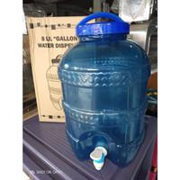 Gallon plus kran 8ltr galon air