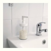 Tabung Kaca Dispenser Sabun 250 ml - Glass Soap Dispenser