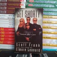 Buku Import GET SHORTY Attitude plays a part by Elmore Leonard