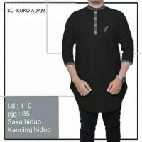 Baju Koko Adam Busana Pria Muslim Model Pakistan India Trend