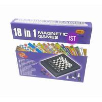 Mainan Anak Magnetic Games 18 in 1 2188