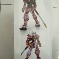 PROMO MG Gundam Astray Red Frame Art Of Gundam Clear Frame Color
