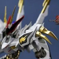 PROMO Gundam Barbatos Metal Build Myth Dragon King MB Rex Lupus