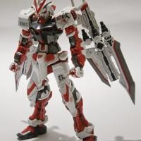 PROMO Caletvwlch MBF P02 Gundam Astray Red Frame MG 1/100 BTF KW