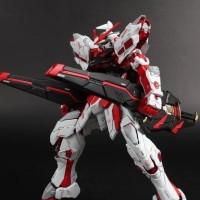 PROMO Gundam Astray red Frame ARF Mars Jacket 1/100 MG Daban MBF