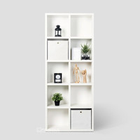 Harga ifurnholic edwin bookcase 2x5
