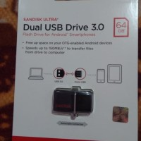 FLASHDISK OTG SANDISK 64GB USB 3.0