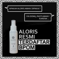 ALORIS Magic Foot Spray Original (penghilang bau kaki)