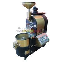 Mesin Roasting Kopi - Coffee Roaster Plat Gold Kapasitas 3kg