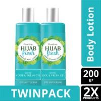 Paling Laku Twinpack - Pureline Hijab Fresh Cool Fresh 200Ml