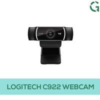 Logitech C922 Webcam Pro Stream FULL HD