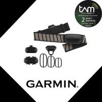 Garmin HRM Soft Strap Bundle With Bike Speed Sensor & Cadence Sensor