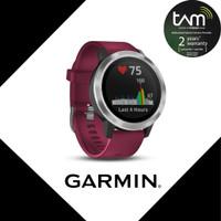 Garmin Vivo Active 3 Element Cerise Garansi Resmi TAM 2 Tahun