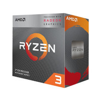 AMD Ryzen 3 3200G Radeon Vega 8 Graphics 4-Core 3.6 GHz AM4