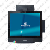 Mesin Kasir All In One Pos Terminal Touchscreen Codesoft TCP-I500L