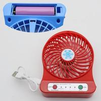 Mini Fan USB Portable / Power Bank Kipas Angin Mini Portable