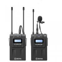 BOYA BY-WM8 Pro K1 - UHF Wireless Lavalier Microphone Kit