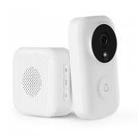 XIAOMI AI Face Identification 720P IR Night Vision Video Doorbell Set
