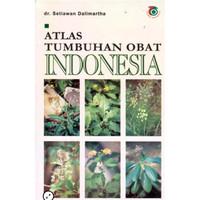 Buku ATLAS TUMBUHAN OBAT INDONESIA JILID 1