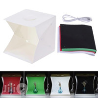 Mini Studio Photo Product Kit Led like Light Room OEM LARGE size 40 cm