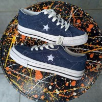 Converse One Star Ox Navy X