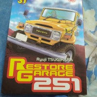 Restore Garage 31 ; Level ; Ryuji Tsugihara