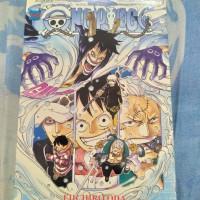 One Piece 68 ; elex ; Eichiro Oda