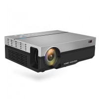 T26 LED Multimedia Projector 3600 Lumens Full HD Support 1920 x 1080p